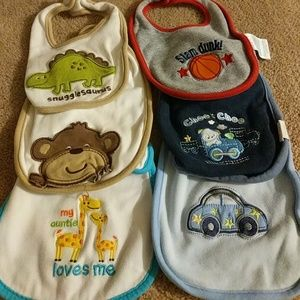 Other - 6 pack of bibs